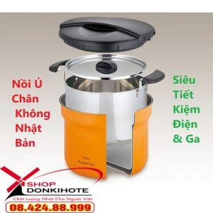 Nồi ủ chân không Thermos của Nhật Bản mua ở đâu tốt tại Hà Nội