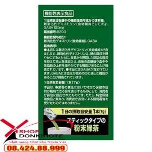 Nước ép Organic 30 gói Orihiro Nhật Bản là sản phẩm thức uống có lợi cho sức khỏe