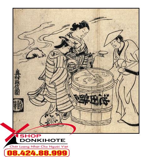 Rượu chum Kikuyasaka 1.8L Nhật Bản hàng chất lượng số 1