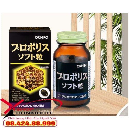 Sữa ong chúa Orihiro của Nhật