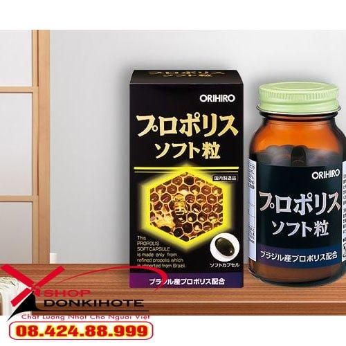Sữa ong chúa Orihiro Nhật Bản