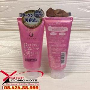 Mua ngay Sữa Rửa Mặt Shiseido Perfect Whip Senka Collagen Nhật Bản chống lão hóa da