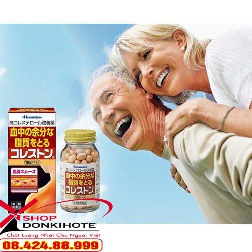 Viên uống giảm mỡ máu cholesterol Hisamitsu rất có hiệu quả trong việc làm giảm cholesterol dư thừa trong máu