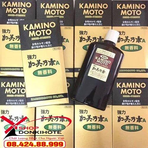 Thuốc kích thích mọc tóc Kaminomoto Higher Strength thành phần tự nhiên , an toàn và hiệu quả