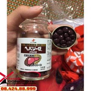 giá thuốc bổ gan Liver Hydrolysate 300 viên Nhật Bản tại và những ưu đãi mới nhất của DONKIHOTE Shop