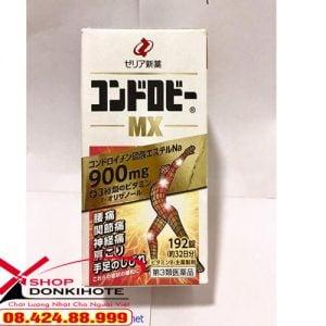 Thuốc bổ xương khớp MX Chondroitin của Nhật 192 viên giá bao nhiêu