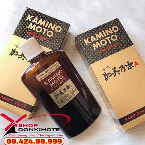 Thuốc Kaminomoto Higher Strength nhật bản kích thích mọc tóc sản phẩm dành cho người tóc yếu, tóc dễ rụng, ít tóc, hói đầu,...