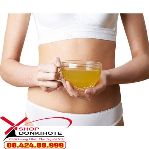 Công dụng, tác dụng của trà giảm cân Nhật 7kg