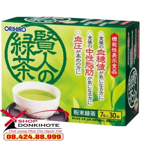 Trà xanh Orihiro Sage Nhật Bản