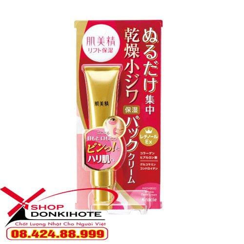 Cách dùng Kem Kracie Nhật bản 30g trị nhăn và thâm vùng mắt đạt hiệu quả tốt nhất