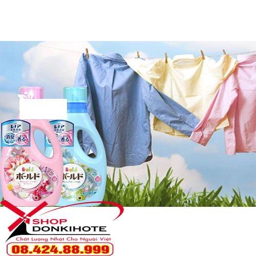 Viên giặt Nhật bản Bold 44 viên Nhật Bản giá tốt tại Hà Nội