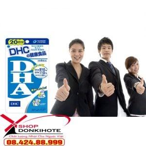 Viên uống bổ sung DHA DHC 60 ngày tại Hà Nội