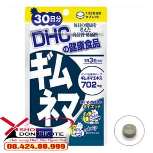 Viên uống cân bằng đường huyết DHC Nhật Bản