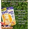 Viên uống cho mẹ bầu DHC Axit Folic của Nhật