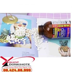 Hướng dẫn cách dùng viên uống xương khớp Glucosamin Orihiro 950 viên