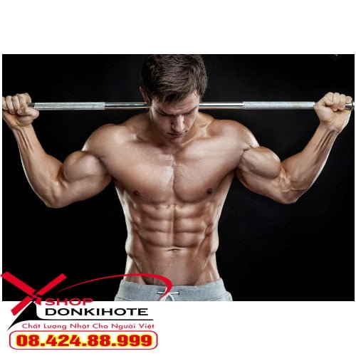 Viên uống tăng cơ, giảm mỡ Citrulline & BCAA Noguchi