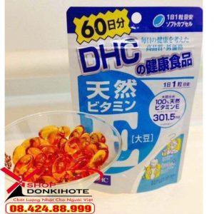 Viên uống vitamin E DHC Nhật Bản ở đâu uy tín