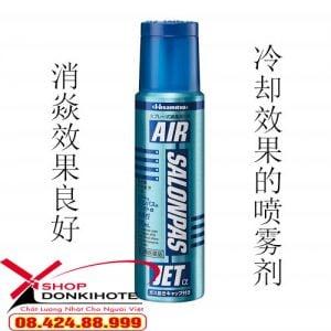 Chai xịt giảm đau Salonpas Air Jet Hisamitsu 150ml mua ở đâu
