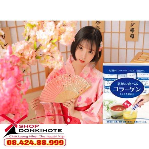 Chia sẻ khách dùng collagen Hanamai Fish