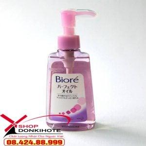 Dầu tẩy trang Nhật Bản Biore chính hãng giá tốt nhất thị trường