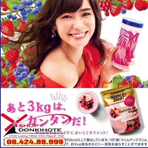 Giảm cân- Giảm béo Asahi Nhật Bản bán tại Cần Thơ