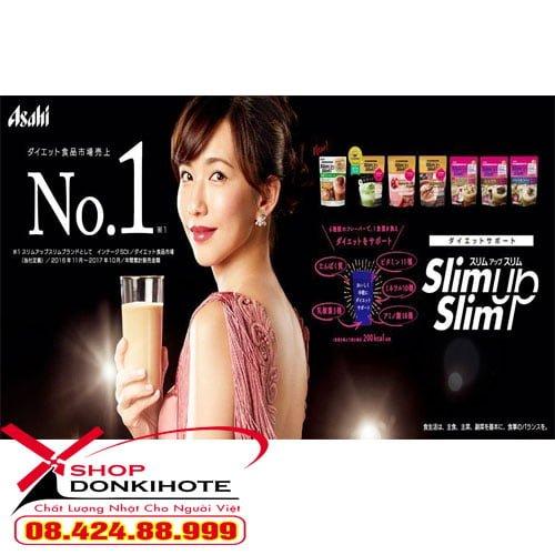 Slim Up Asahi Nhật Bản uy tín giá tốt tại donkivn.com