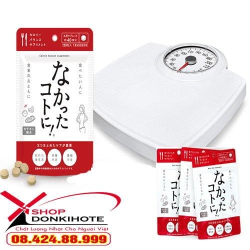 Enzyme giảm cân ban ngày Nhật Bản sự lựa chọn số 1 chị em