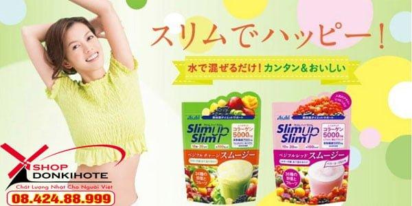 Giảm cân giảm mỡ bụng Slim Up Nhật Bản
