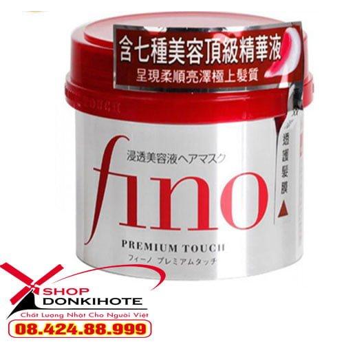 Kem ủ tóc Fino Shiseido Nhật Bản hộp 230g