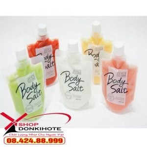 Body Salt Nhật Bản muối biển