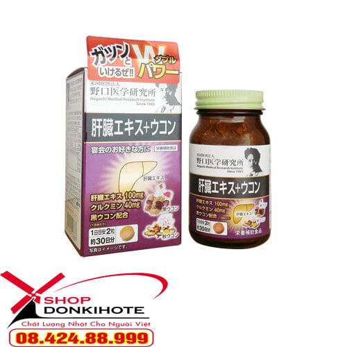 Thuốc bổ gan Noguchi Nhật Bản