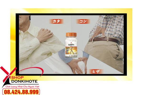 Thuốc bổ xương khớp Mx Chondroitin Nhật Bản