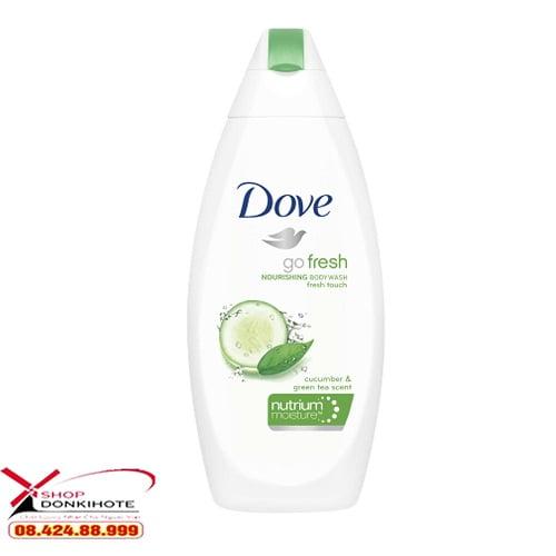 Sữa tắm Dove Body Wash hương dưa leo