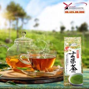 Công dụng của trà Kunitaro đối với sức khỏe