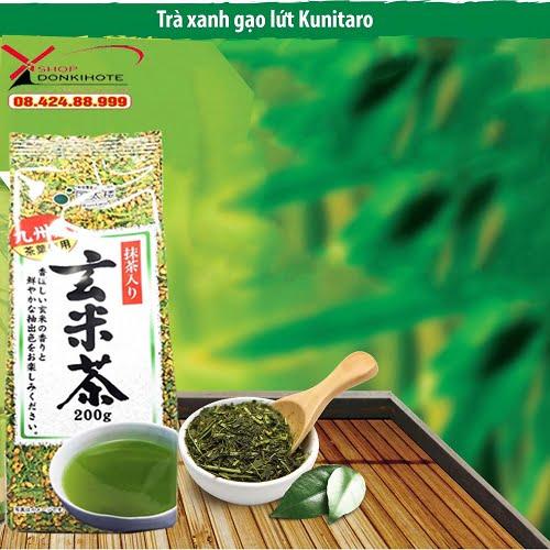 giá trà Kunitaro bao nhiêu?