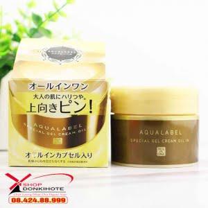 Công dụng kem dưỡng da Shiseido