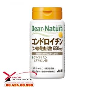 Thuốc Dear Natura Chondroitin Nhật Bản bổ xương chắc khớp