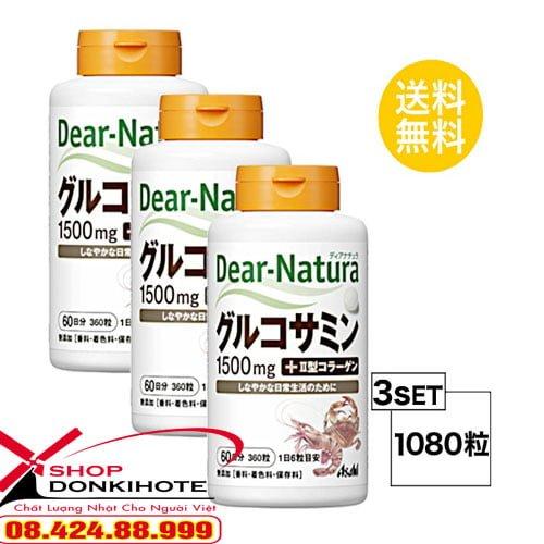 Thuốc bổ xương chắc khớp Dear Natura