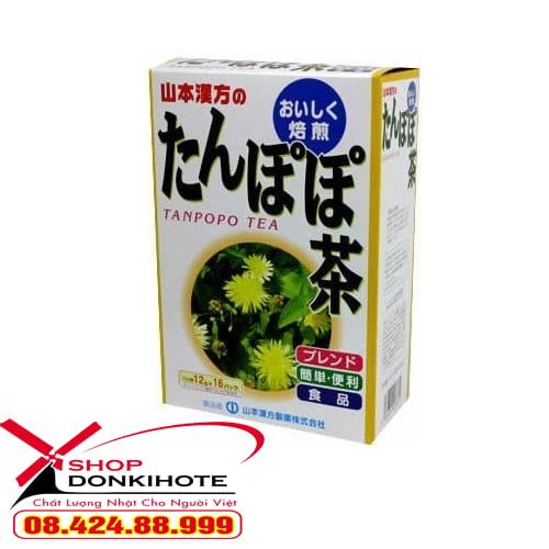 Trà bồ công anh Tanpopo Tea Yamamoto