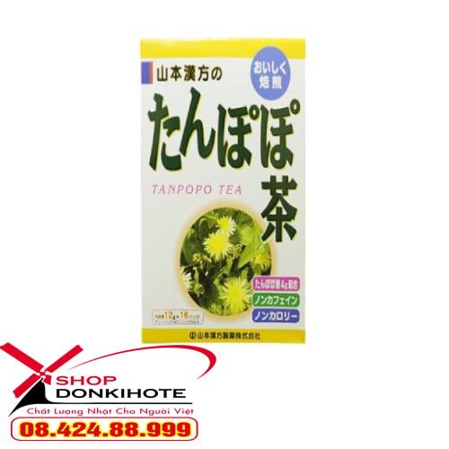 Trà Lợi Sữa Túi Lọc dạng Hộp 20 Gói Nhật Bản