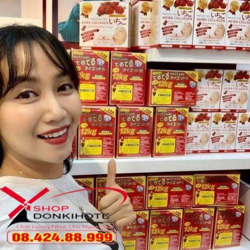 Review sản phẩm giảm cân Minami
