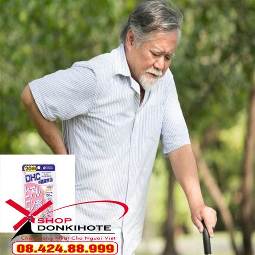 Glucosamine của DHC Nhật Bản 20 ngày 120 viên