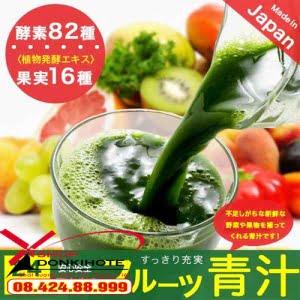 Với thành phần giàu dưỡng chất giúp bổ sung vitamin và chất xơ