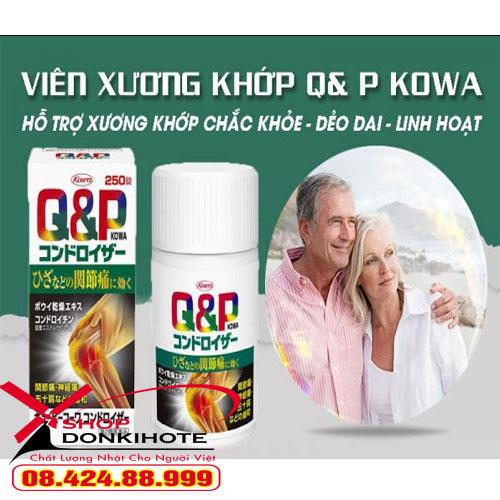 Thuốc bổ xương khớp QP Kowa