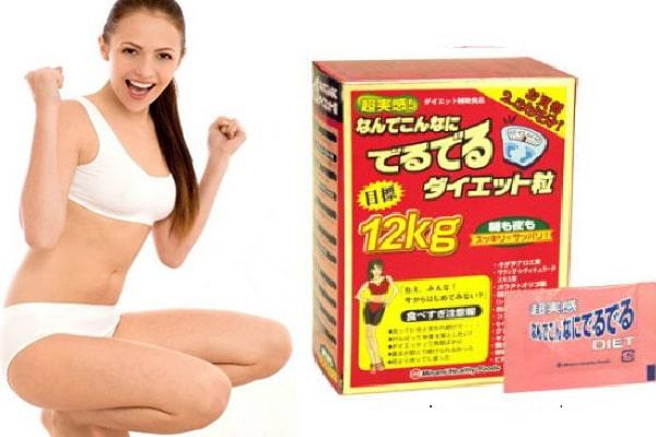 giảm cân Minami Healthy Nhật Bản