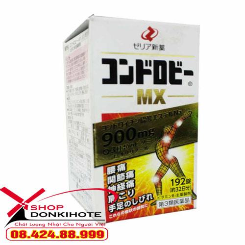 Thuốc bổ khớp MX chondroitin