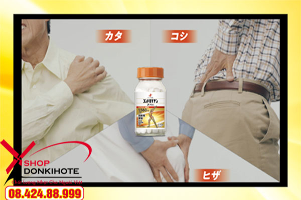 thuốc bổ xương khớp ZS Nhật Bản