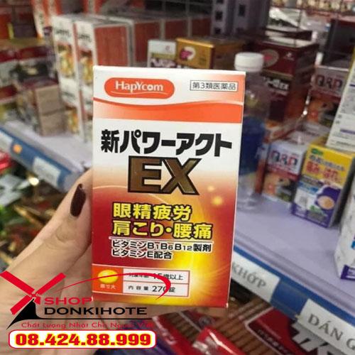 Thuốc Glucosamine Hapycom EX 270 viên
